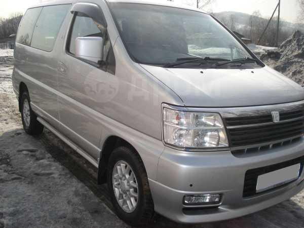 Nissan Elgrand, 2002 год, 500 000 руб.