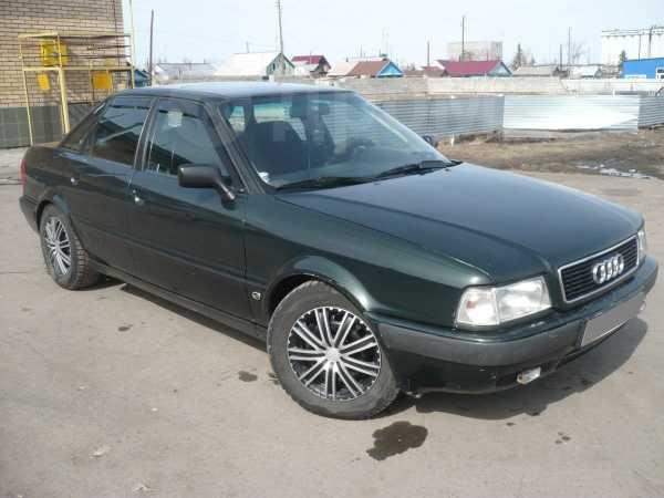 Audi 80, 1992 год, 145 000 руб.