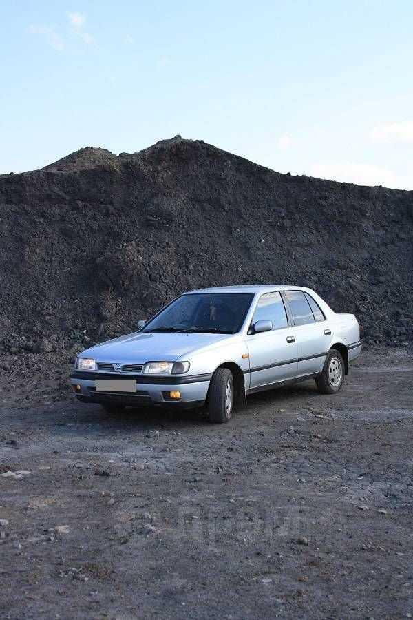Nissan Pulsar, 1993 год, 90 000 руб.