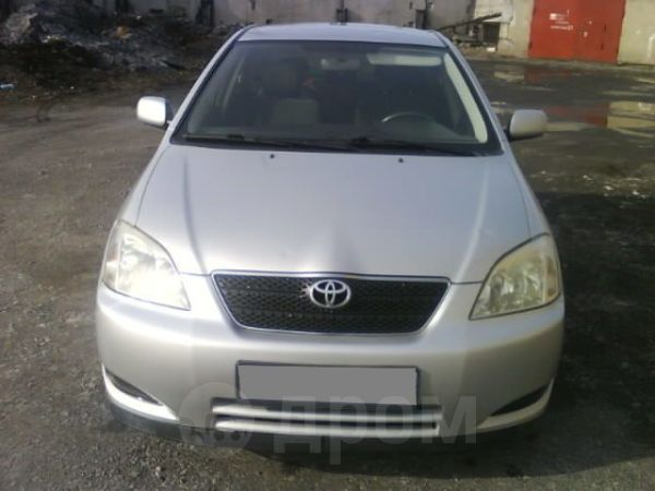 Toyota Corolla, 2004 год, 430 000 руб.