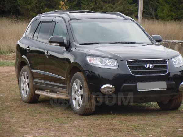 Hyundai Santa Fe, 2008 год, 860 000 руб.
