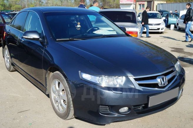 Honda Accord, 2006 год, 590 000 руб.