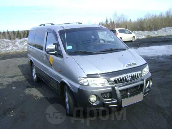 Hyundai Starex, 2002 год, 430 000 руб.
