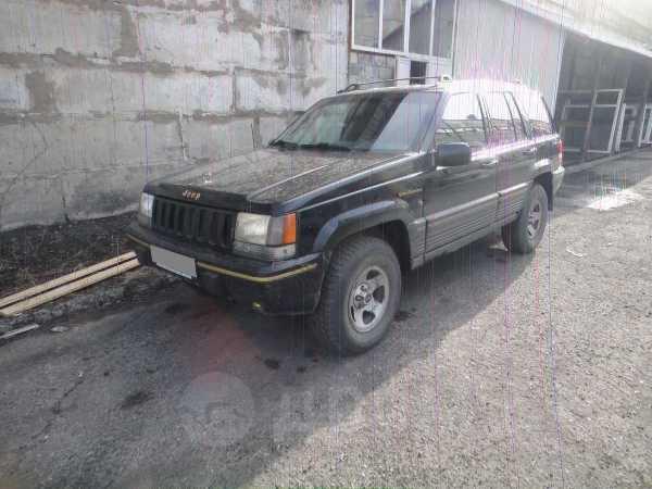 Jeep Grand Cherokee, 1994 год, 260 000 руб.