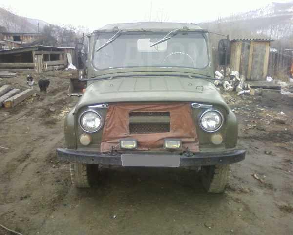 УАЗ 469, 1975 год, 120 000 руб.