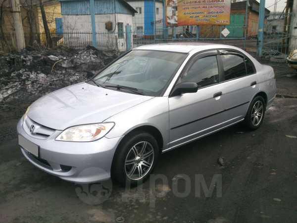 Honda Civic, 2004 год, 355 000 руб.