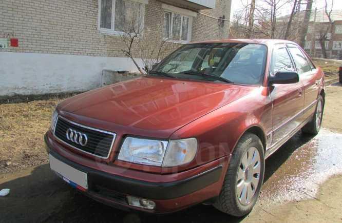 Audi 100, 1991 год, 230 000 руб.