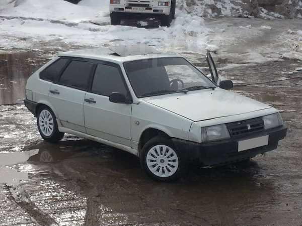 Лада 2109, 1991 год, 75 000 руб.
