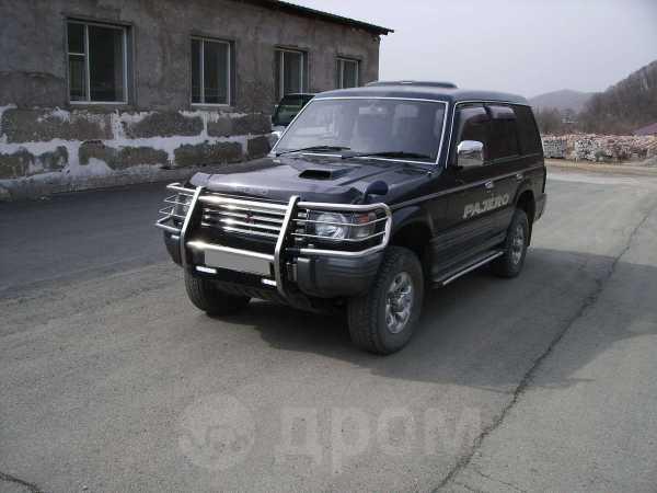 Mitsubishi Pajero, 1995 год, 430 000 руб.