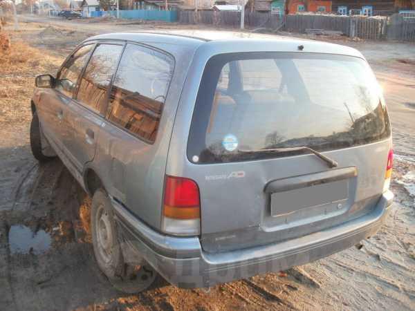 Nissan AD, 1990 год, 85 000 руб.