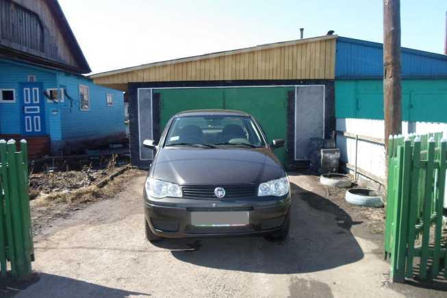 Fiat Albea, 2008 год, 305 000 руб.