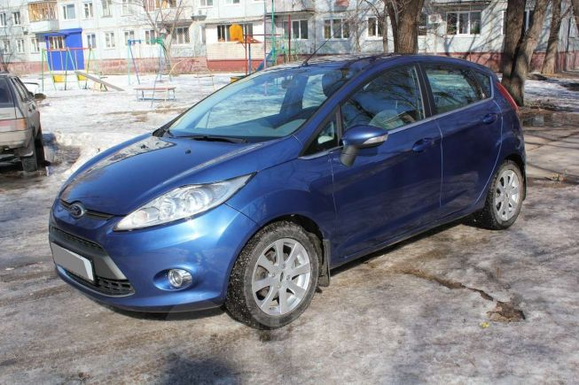 Ford Fiesta, 2009 год, 395 000 руб.