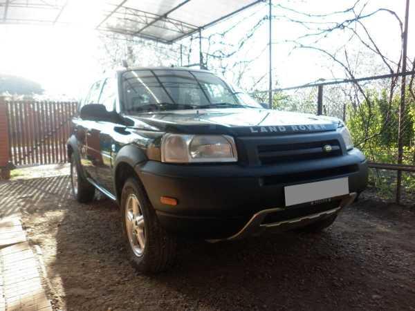 Land Rover Freelander, 2002 год, 365 000 руб.