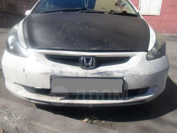 Honda Fit, 2001 год, 165 000 руб.