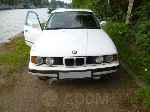 BMW 5-Series, 1991 год, 140 000 руб.