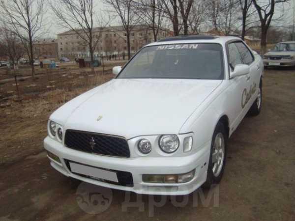 Nissan Cedric, 1996 год, 130 000 руб.