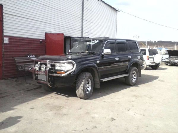 Toyota Land Cruiser, 1995 год, 730 000 руб.