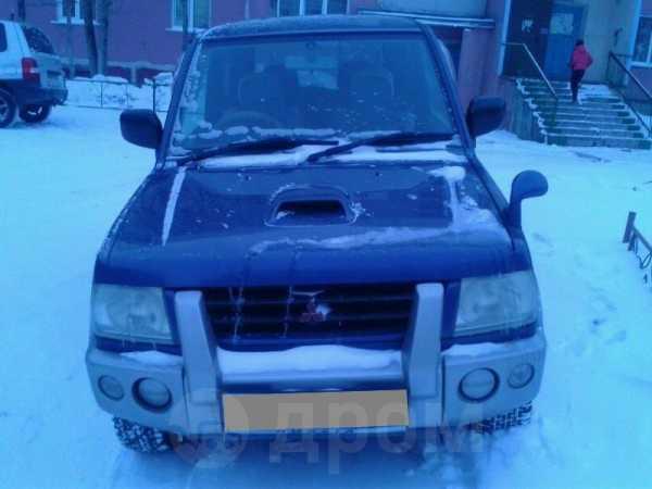 Mitsubishi Pajero Mini, 1998 год, 180 000 руб.