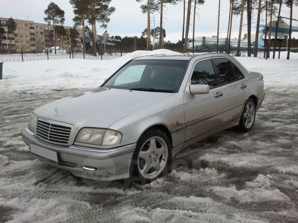 Mercedes-Benz C-Class, 1998 год, 375 000 руб.
