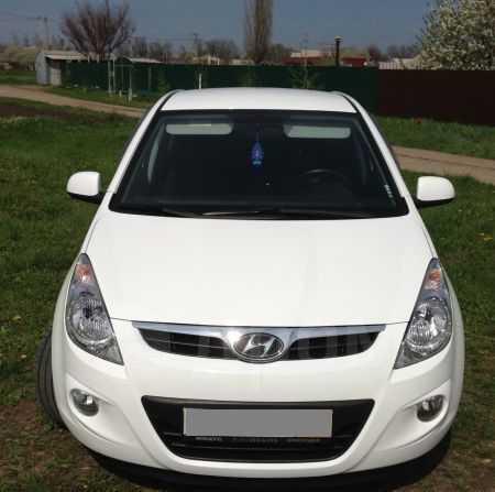 Hyundai i20, 2010 год, 489 900 руб.