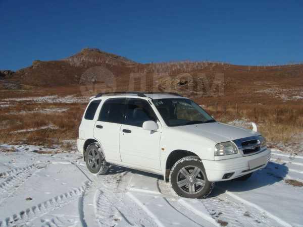 Suzuki Escudo, 1998 год, 430 000 руб.
