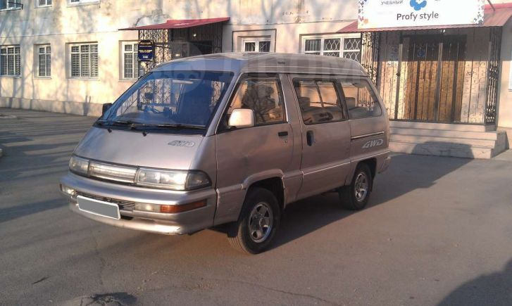Toyota Master Ace Surf, 1991 год, 120 000 руб.