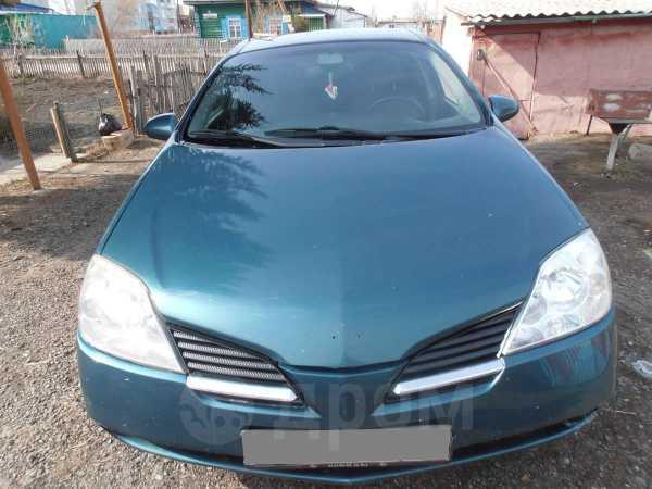Nissan Primera, 2002 год, 400 000 руб.