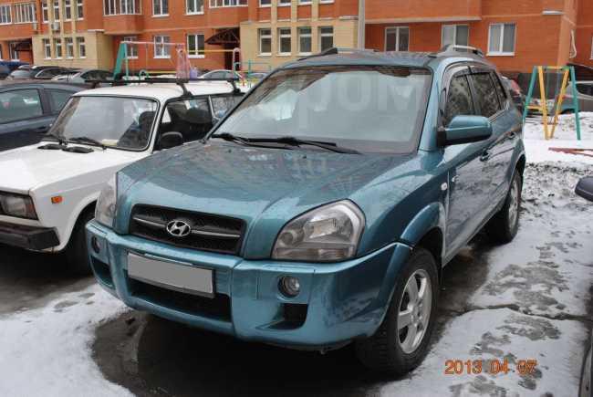 Hyundai Tucson, 2006 год, 480 000 руб.