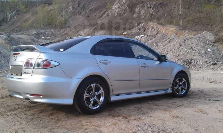 Mazda Atenza, 2002 год, 350 000 руб.