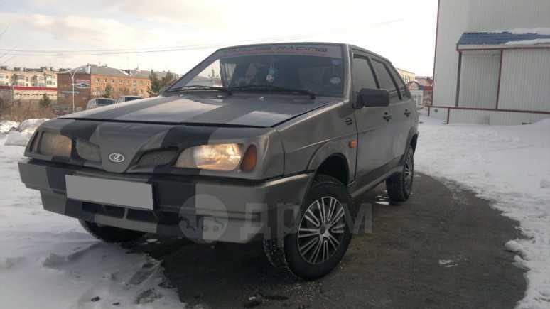 Лада 2109, 1990 год, 100 000 руб.
