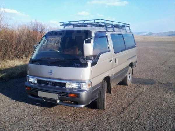 Nissan Caravan, 1997 год, 285 000 руб.