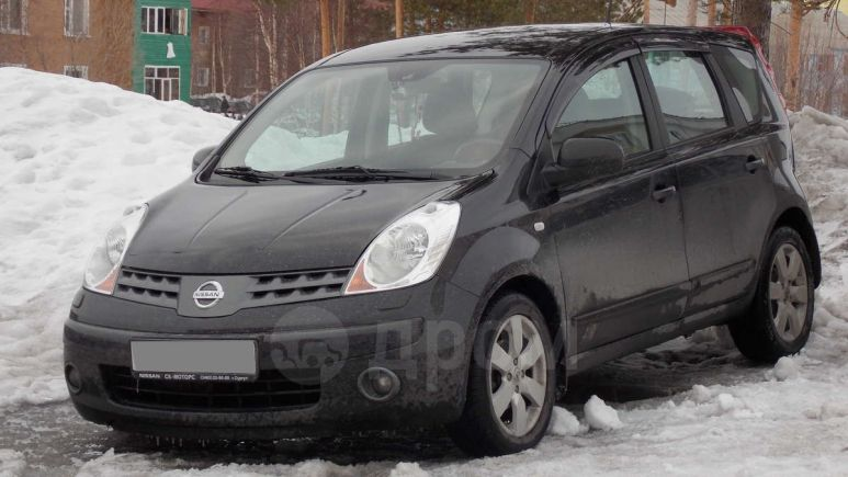 Nissan Note, 2008 год, 450 000 руб.