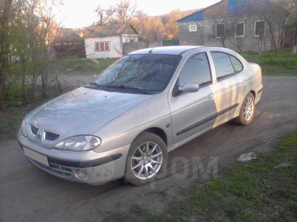 Renault Megane, 2002 год, 190 000 руб.