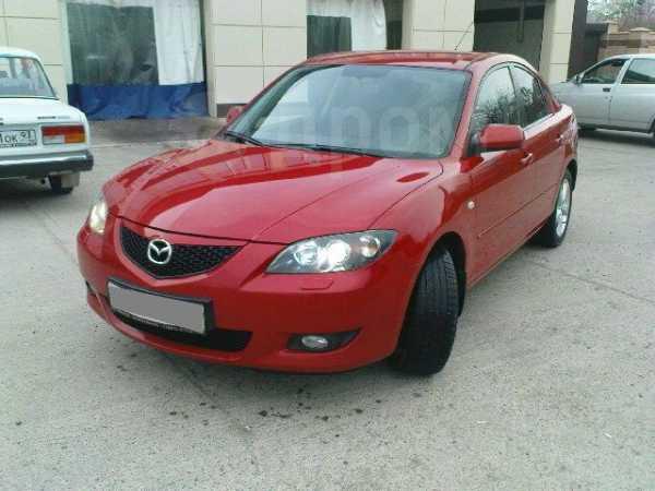 Mazda Mazda3, 2006 год, 425 000 руб.