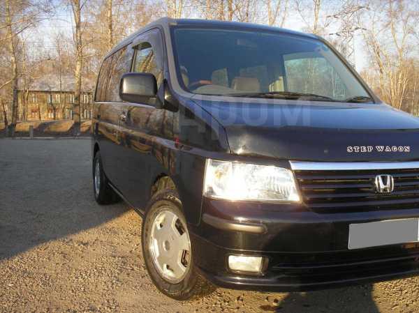 Honda Stepwgn, 2001 год, 395 000 руб.