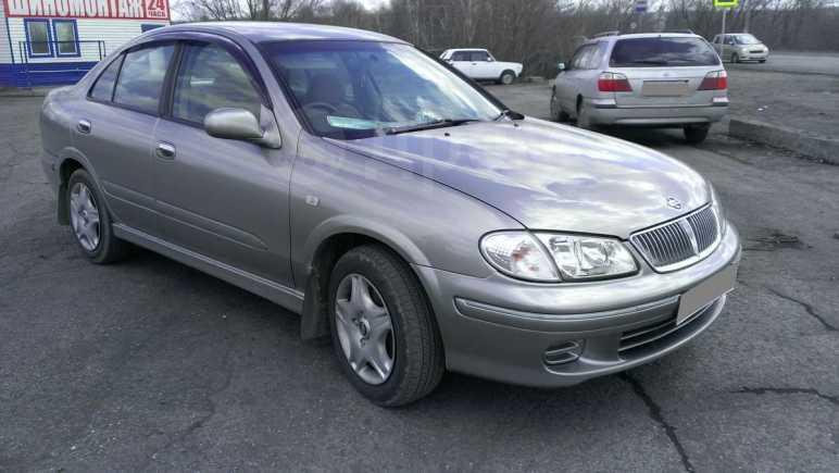 Nissan Bluebird Sylphy, 2001 год, 242 000 руб.