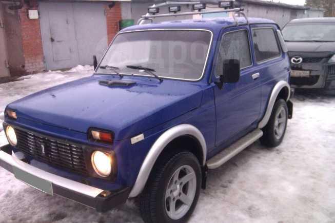 Лада 4x4 2131 Нива, 2001 год, 175 000 руб.