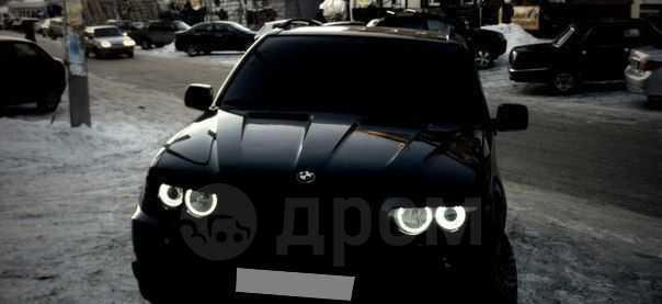 BMW X5, 2003 год, 980 000 руб.