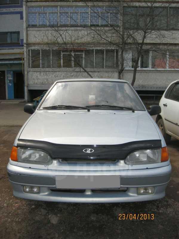 Лада 2115 Самара, 2004 год, 125 000 руб.