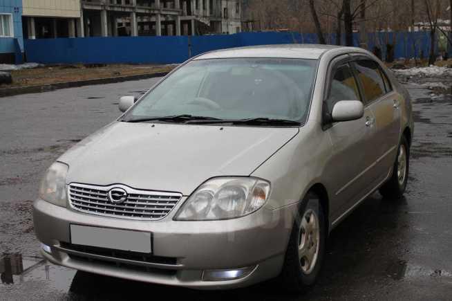Toyota Corolla, 2002 год, 328 000 руб.
