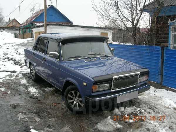 Лада 2107, 2007 год, 110 000 руб.