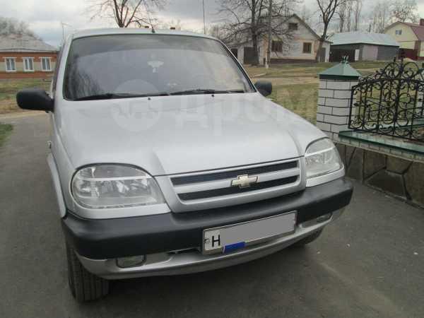 Chevrolet Niva, 2004 год, 255 000 руб.
