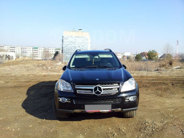 Mercedes-Benz GL-Class, 2008 год, 2 100 000 руб.
