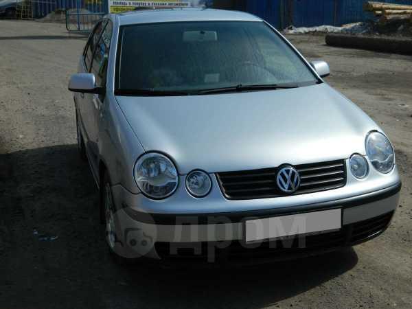 Volkswagen Polo, 2002 год, 230 000 руб.