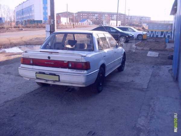 Honda Civic, 1988 год, 60 000 руб.