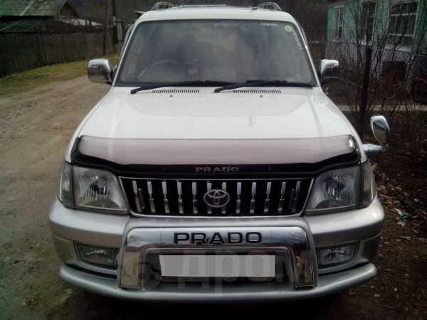 Toyota Land Cruiser Prado, 2001 год, 880 000 руб.
