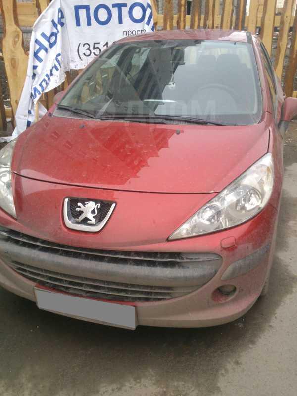 Peugeot 207, 2007 год, 310 000 руб.