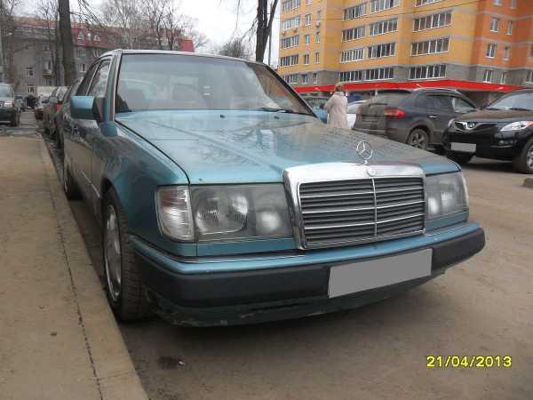 Mercedes-Benz E-Class, 1992 год, 130 000 руб.