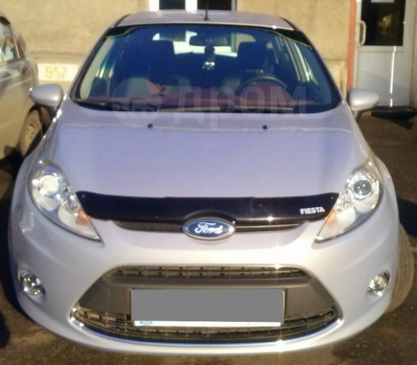 Ford Fiesta, 2011 год, 530 000 руб.