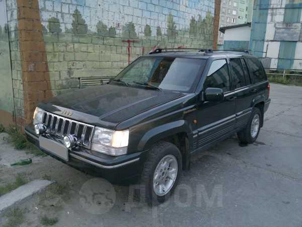 Jeep Grand Cherokee, 1993 год, 220 000 руб.